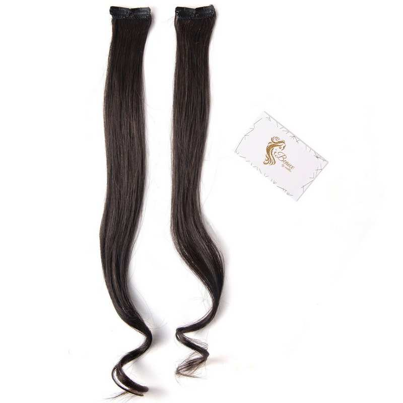 Seamless Single Strands - Beaux Hair Extensions