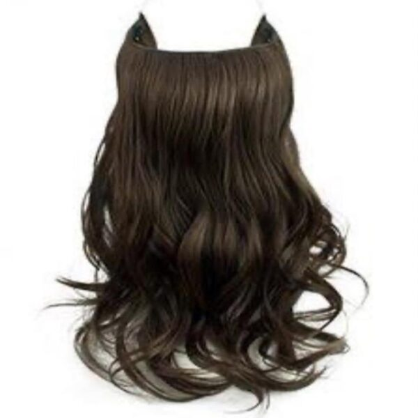 Halo Hair Extensions - Beaux Hair | Best Hair Extensions in India