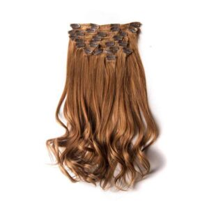 7 Set Clip-in Hair Extensions - Beaux Hair | Best Hair Extensions in India