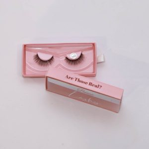 Are Those Real Eye Lashes - Beaux Hair | Eye Lashes Extension India